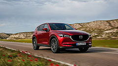 "IIHS vergibt in den USA Bestnote ""Top Safety Pick+"" an alle getesteten Mazda Modelle"